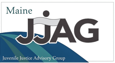 Maine JJAG logo