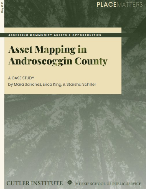 Assessing Community Assets Cover