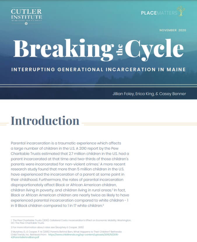 Breaking the Cycle cover