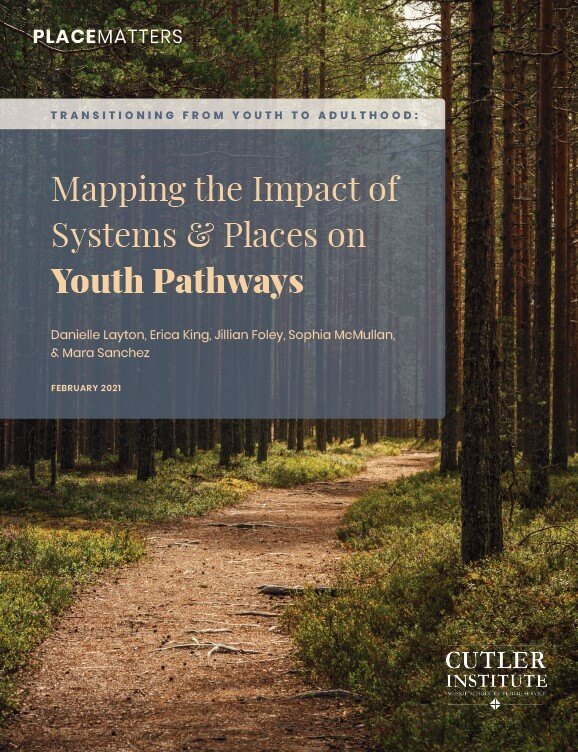 Mapping the Impact of Systems and Places on Youth Pathways cover
